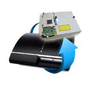 Réparation engrenages lecteur PS3 / PS3 Slim