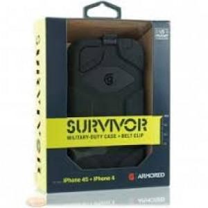 Coque intégrale Griffin Survivor pour Samsung Galaxy S3