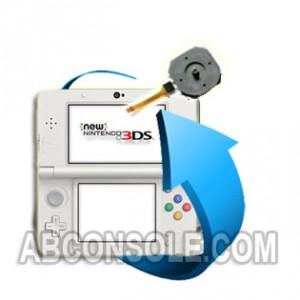 Remplacement stick analogique Nintendo New 3DS
