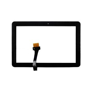 """Vitre tactile pour samsung Galaxy tab 10.1"""" Noir"""