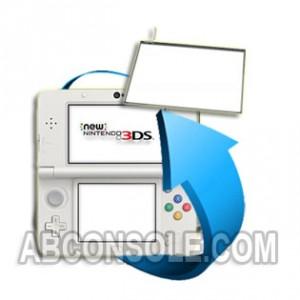 Remplacement écran tactile Nintendo New 3DS