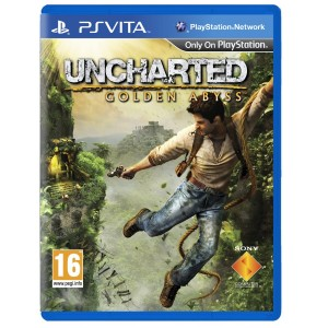 Uncharted Golden Abyss (PSP VITA)