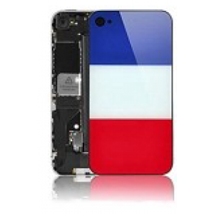 Vitre arrière iphone 4 (FR)