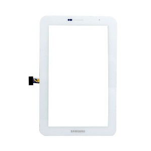 "Vitre tactile pour Samsung Galaxy Tab 2 7"" (P3100) Blanche"
