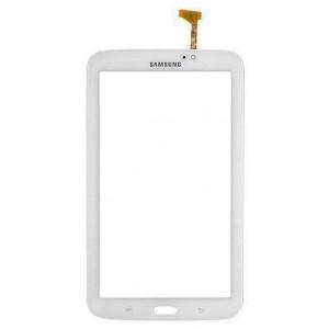 "Vitre tactile pour samsung Galaxy tab 3 7"" Blanc"