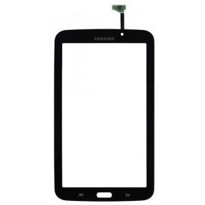 """Vitre tactile pour samsung Galaxy tab 3 7"""" Noir"""