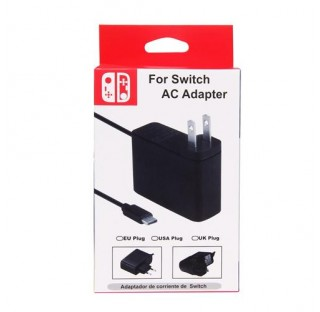 Chargeur USB-C Nintendo Switch