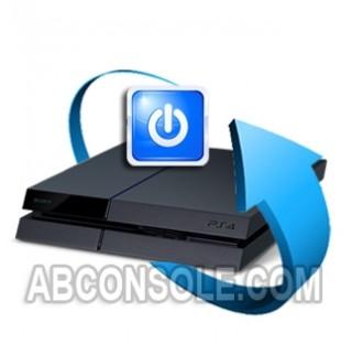 Forfait Réparation Power pour PS4