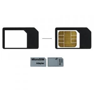 Adaptateur micro SIM iphone 4