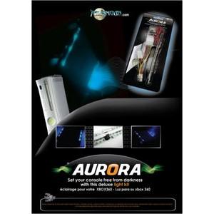 Aurora Xbox 360 Bleu
