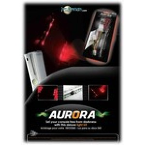 Aurora Xbox 360 Rouge