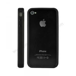 Bumper pour Iphone 4 (noir)