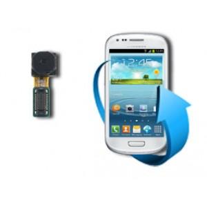 Remplacement caméra avant Samsung Galaxy S4 Mini (i9190/ i9195)