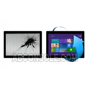 Remplacement écran Microsoft Surface Pro 2
