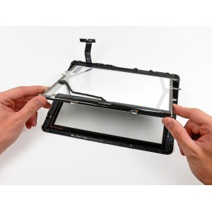Remplacement écran LCD Ipad 2