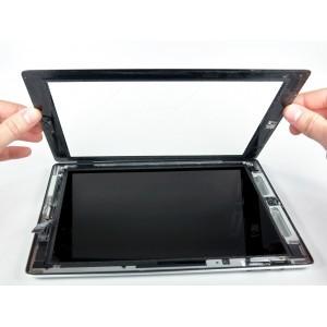 Remplacement vitre tactile Ipad 3 & 4