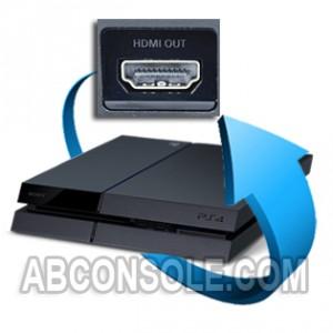 Remplacement port HDMI pour PS4