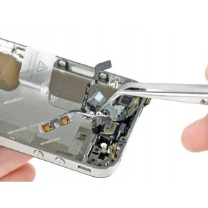 Remplacement prise écouteurs, volume, mute Iphone 4