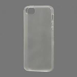 Coque arrière silicone pour iPhone 5/ 5S