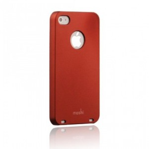 Coque protection Iphone 4/4S Moshi (Blanc, Bleu, Rouge, Rose)