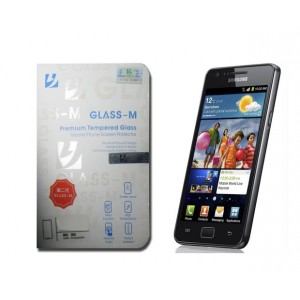 Film de protection en verre trempé pour Samsung Galaxy S2