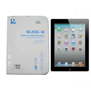 Film de protection en verre trempé Glass M pour iPad Air