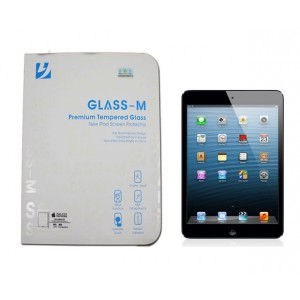 Film de protection en verre trempé Glass M pour iPad mini