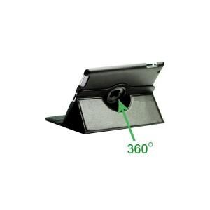 Housse protection 360° Ipad 2/3/4 (noir)