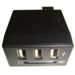 Hub USB PS3 - PC