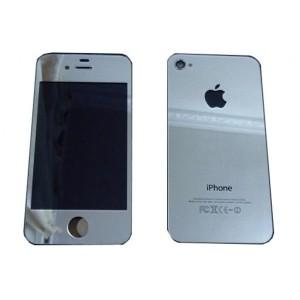 Remplacement écran + vitre arrière Iphone 4 (chromé)