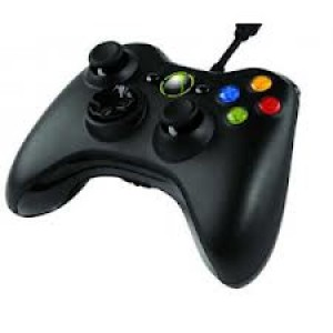 Manette filaire Xbox 360 officielle