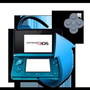 Remplacement Contacteurs boutons / direction (Caoutchoucs) Nintendo 3DS