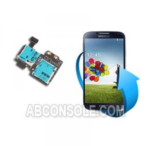 Remplacement lecteur sim Samsung S4 ( i9500/ i9505)