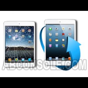 Remplacement vitre tactile iPad mini (blanc)