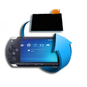 Remplacement  écran LCD PSP Slim 2000