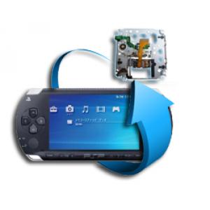 Remplacement lentille PSP Slim 3000