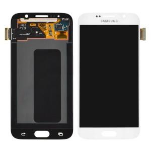 Remplacement écran Samsung Galaxy S6 blanc (G920)