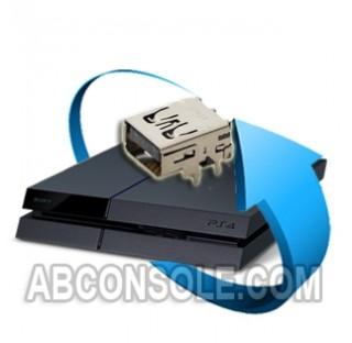 Remplacement Port AUX pour PS4
